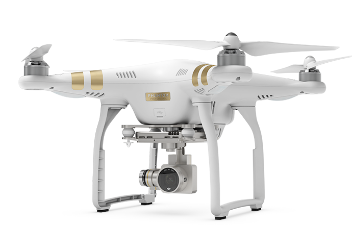 DJI Phantom 3 - Quadrokopter