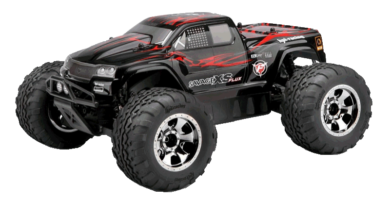 Savage XS RTR (2.4GHz), HPI115125